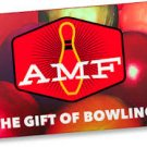 Amf bowling center $100 Gift Card Discount 100 Fun store