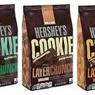 HERSHEY'S Cookie Layer Crunch Bar 3 Flavor