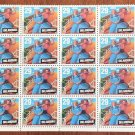 USPS SHEET of #2722 Oklahoma Musical 29 cents MNH sheet of 20 stamps, plate block