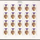 USPS SHEET of 2015 USA #5035 Forever Purple Heart (2014 date) #B111111 MNH Stamps Booklet