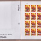 Diwali Panes Combo Scott # 5142 USPS Postage Stamps sheet of 20