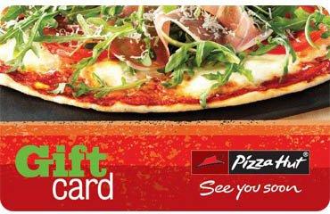 Pizza Hut $50 Gift Card Discount 100 Pizzahut store