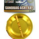 Beanbag ashtray