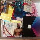 Sephora gift box Paris + 17 parfums cosmetiques booklet