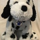 Nintendo Nintendogs 13 Inch Dalmatian Plush From 2008 Rare! Free Shipping