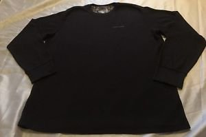 "Realtree Brand Long Sleeve ""Long John"" Style Men's Shirt Sz XL 46/48 Soft Comfy"