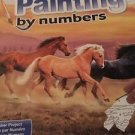 Gone with the Wind Horses Large ROYAL & LANGNICKEL Painting By Numbers Set