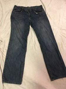 Sonoma Life + Style Men's Straight Leg Jeans Sz 38x34 Free Shipping