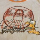 GARFIELD Boys Graphic T-shirt Sz 12 Limited Edition Short Sleeve Free Shipping