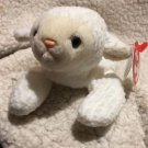 Ty Beanie Babies, Fleece the Lamb 1996, Retired, Rare, Easter, FREE Shipping