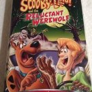Scooby-Doo and the Reluctant Werewolf VHS Clamshell Case Free Shipping
