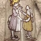 "Coca Cola Limited Edition ""Holly Hobbie"" ""Happy Talk"" Glass 6"" Tall Collectible"