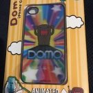 NEW DOMO iPHONE CASE FOR iPHONE 4 - 4S Animated Lenticular Cover Free Shipping