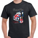 Beetle Classic Rock T-shirt British Uk London England Flag Tshirt Guitar Cool Hard Rock Top Tee