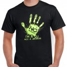 I'Am Dj Not A Jukebox T-shirt No Requests Glow In The Night Tshirt Heavy Metal Rock Cool Top Tee