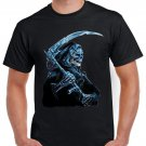 Gothik Sickle Mummy T-shirt Heavy Metal Rock Tshirt Festival Top Tee