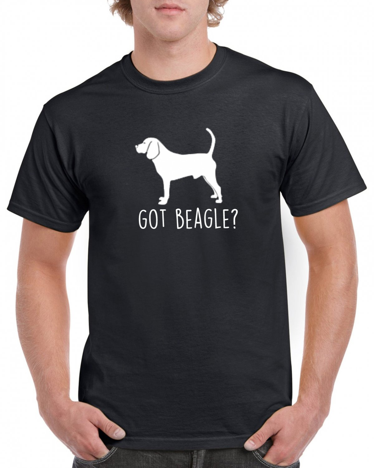 Got Beagle? T-shirt Dog Lovers Tshirt Cool Unisex Top Tee