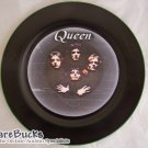 NEW QUEEN Group Decoupage Plate Limited Edition