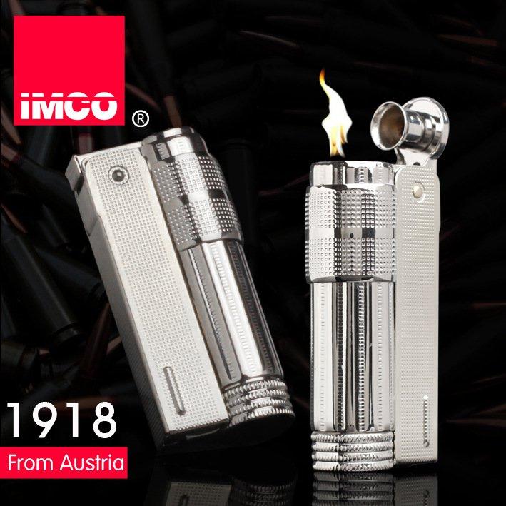 Vintage metal Genuine IMCO 6700 old gasoline lighter,Men cigarette lighter BC3