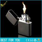 10pcs/lot  kerosene austria oil lighter vintage refillable cigarette case  lighter tobacco anti