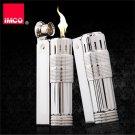 Original Brand IMCO Classic Designs Lighter Stainless Steel Oil Cigar Cigarettes Lighter Kerose