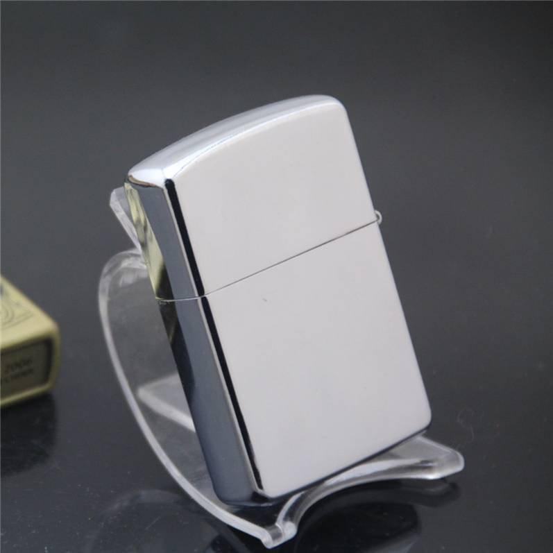 Special mirror plate bright chrome kerosene lighter lighters in advertising preferred,cigarette