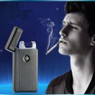 Arrival Cigarette lighter Smoking Accessories Electric Arc Windproof Rechargeable Flameless No