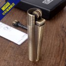 CLIPPER metal case gas lighter,Inflatable Copper color CLIPPER lighters,Size 75mm*16mm BC333