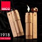 Genuine IMCO  original tau rose gold gasoline & kerosene & oil lighter. Can be put into