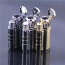 JOBON full metal 3 jet turbo torch butane gas  lighter,windproof Cigarette lighter BC471