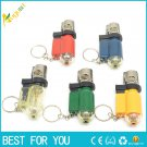 10pcs/lot  Six Angle edge Rechargeable Cigarette lighter metal novelty jet butane micro torch m