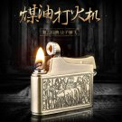 JOBON brand metal gasoline lighters.Men's cigarette kerosene lighter,vintage Gasoline isque