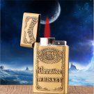 Creative inflatable lighter DK-217 relief inflatable windproof gas lighter BC587