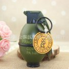 Creative lighters accessories grenade lighters personality metal spray paint windproof lighters