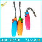 3pcs Quality Metal Butane Gas Torch Jet Flame Cigarette Cigar 360 degree rotating metal hose sm