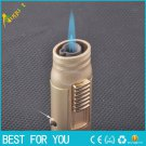 2016 new Mini windproof torch gas butane jet inflatable lighter with retail box also offer grin