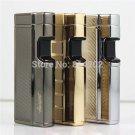 Portable Cigarette Cigar Pipe Lighter Jet Flame Windproof Butane Induction Sensor Switch Lighte