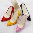 5pcs/lot Cute Lady's high-heeled shoes Women's lighter butance gas cigarette lighter b