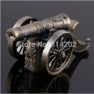 Old Age Artillery Torch Cigarette Lighter Butane Gas Cigar Smoking Set Lighter BC1020