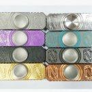 6 color  STEDEMON titanium alloy finger gyro EDC lighter TC4 4 color  BC1063