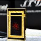 S.T Memorial Dupont lighter Bright Sound!  In Box Serial number T991 BC1218