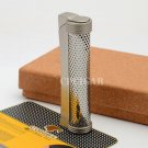 COHIBA Chimney Style Metal 1 Torch Jet Flame Cigar Cigarette Lighter Windproof Butane Gas Refil