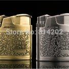 Jobon Old Age Retro Cigarette Lighter Windproof Torch Butane Gas Cigar Smoking Lighter BC1670