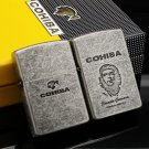 COHIBA Che Guevara Vintage Style Metal Jet Torch Flame Cigarette Cigar Lighter BC1688