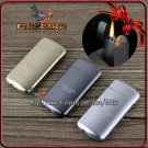 Dolphin Jet Orange Flame Windproof Classic Cigarette Cigar Butane Gas Smoking Pipe Lighter BC1709