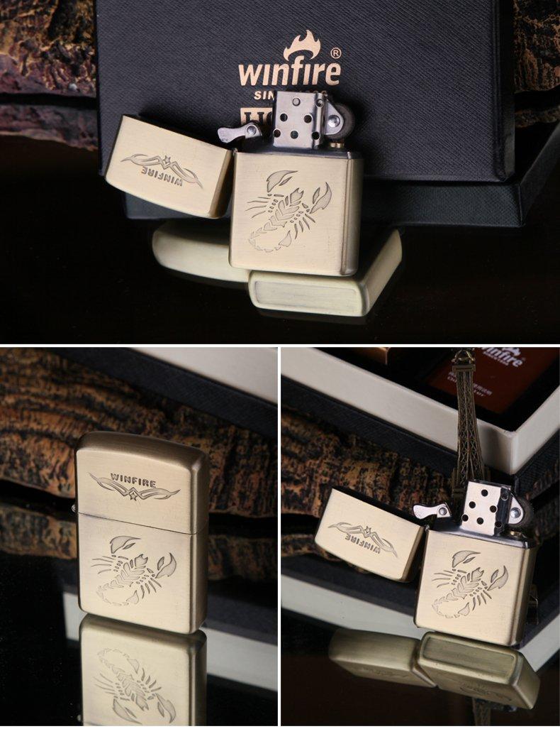 10pcs Oil cigarettes Kerosene Lighter Repeated Cigarette grinding Classic Designs Lighter as ch