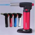 HONEST 501 Jet Adjustable Flame Welding Gun Butane Gas Refillable Torch Cigarette Cigar Lighter
