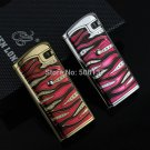 Perfect Design Electric Electronic Touch Sensor Red Jet Flame Cigarette Cigar Windproof Lighter