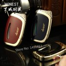 HONEST Gas refillable torch lighters binghua windproof Smoking cigarette Boutique personality P