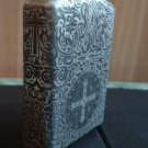 3 style zpo liner Six-sided laser engraving TC4 Titanium fahter Cstantine lighter Thick 1.5mm h